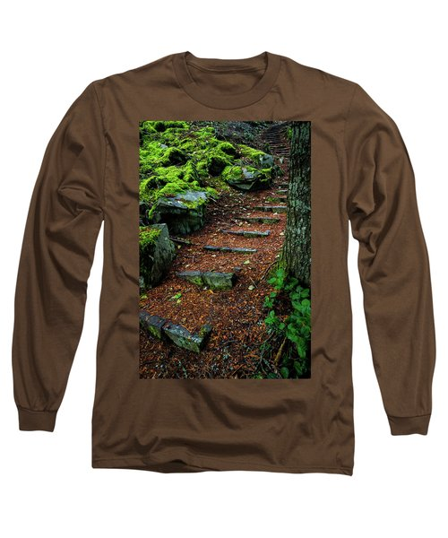Stairway To..... Long Sleeve T-Shirt