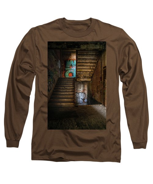Stairwell Long Sleeve T-Shirt
