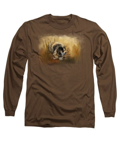 Stalking Autumn Long Sleeve T-Shirt