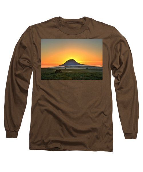 Standing In The Shadow Long Sleeve T-Shirt
