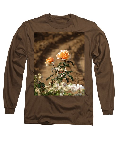 Standing Out Long Sleeve T-Shirt by Laurel Powell