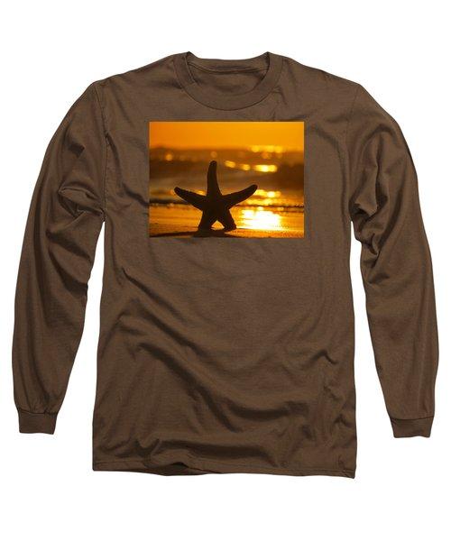 Star Bokeh Long Sleeve T-Shirt