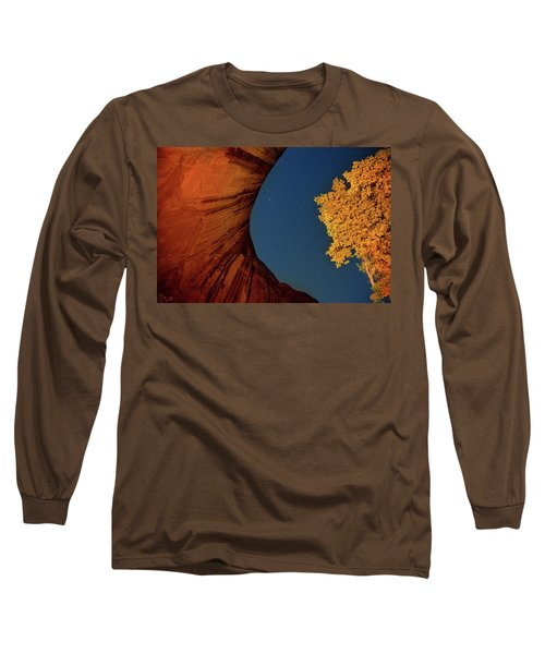 Stars Over Canyon Long Sleeve T-Shirt
