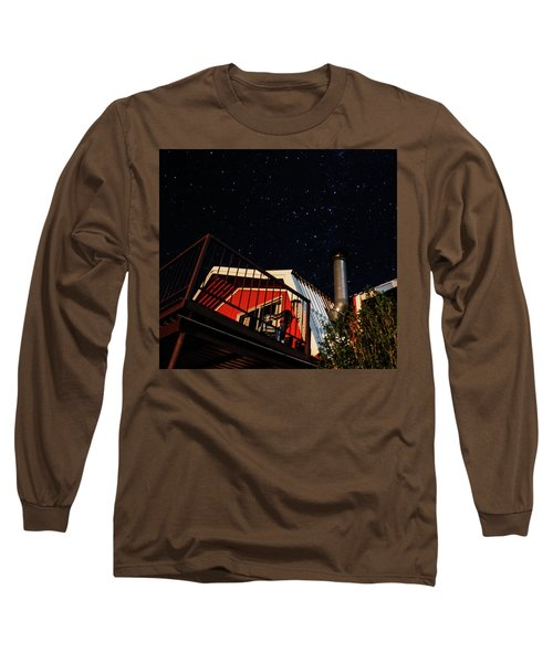 Stars Over Gila Cottage Long Sleeve T-Shirt