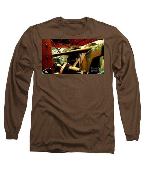 Steam Donkey Long Sleeve T-Shirt