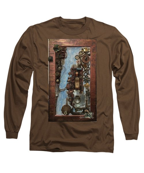 Steampunk 1 Long Sleeve T-Shirt