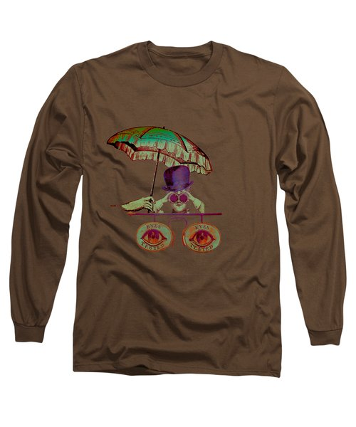 Steampunk T Shirt Design Long Sleeve T-Shirt