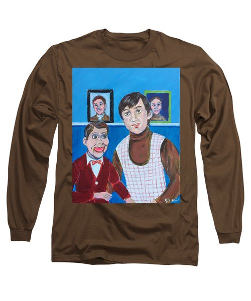 Stevie And Jerry Long Sleeve T-Shirt