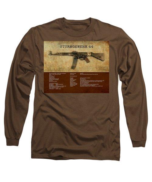 Stg 44 Sturmgewehr 44 Long Sleeve T-Shirt
