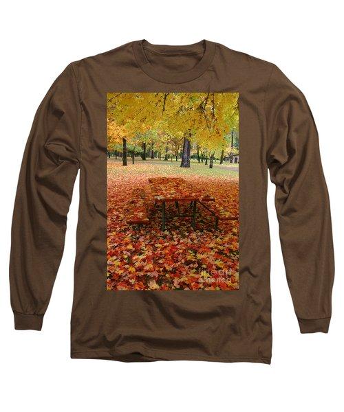 Still Fall Long Sleeve T-Shirt