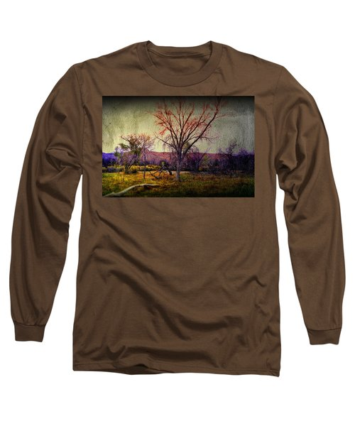 Long Sleeve T-Shirt featuring the photograph Still by Mark Ross