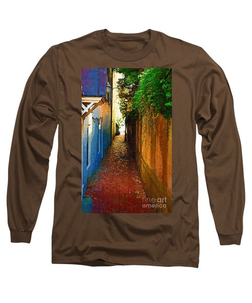Stoll's Ally Long Sleeve T-Shirt by Donna Bentley