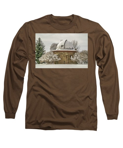 Stone Block Observatory Long Sleeve T-Shirt
