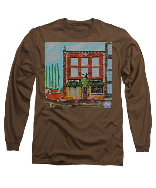 Stoneface Brewing Co. Long Sleeve T-Shirt