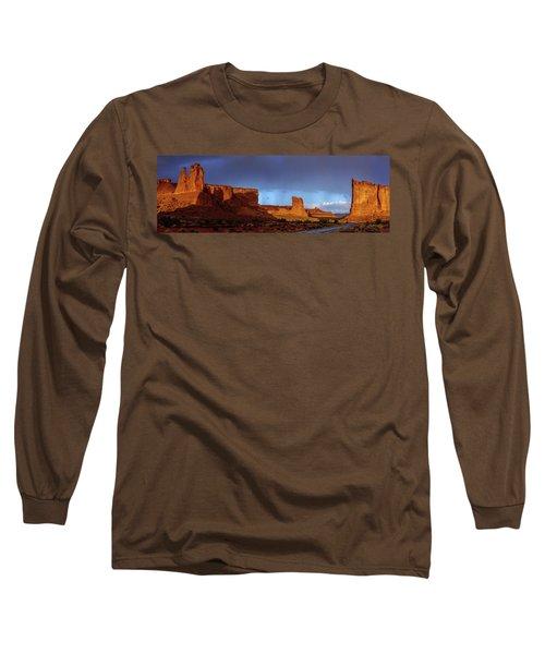 Stormy Desert Long Sleeve T-Shirt