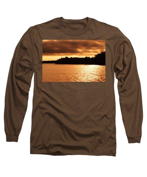 Stormy Skies Long Sleeve T-Shirt