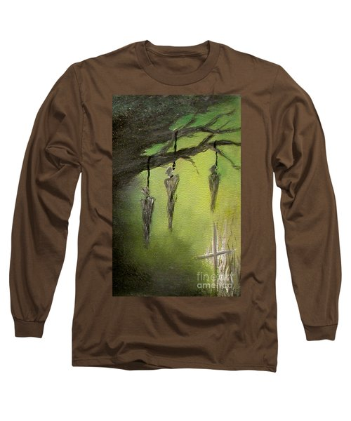 Strange Fruit Long Sleeve T-Shirt
