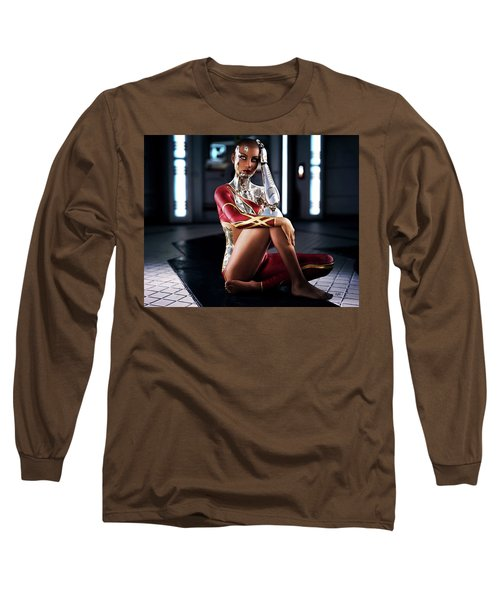 Stress Long Sleeve T-Shirt