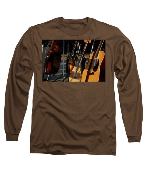 String Imstruments Long Sleeve T-Shirt