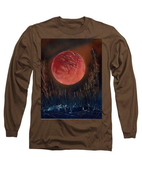 Sub Siberian Solitude Long Sleeve T-Shirt