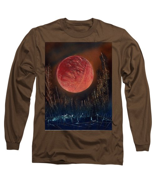 Sub Siberian Solitude Long Sleeve T-Shirt