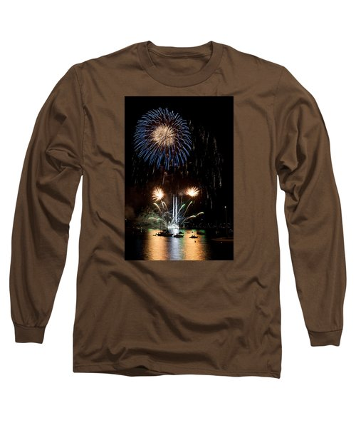Summer Fireworks I Long Sleeve T-Shirt