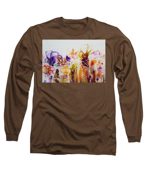 Summer Splendor  Long Sleeve T-Shirt