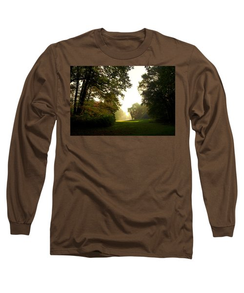 Sun Beams In The Distance Long Sleeve T-Shirt