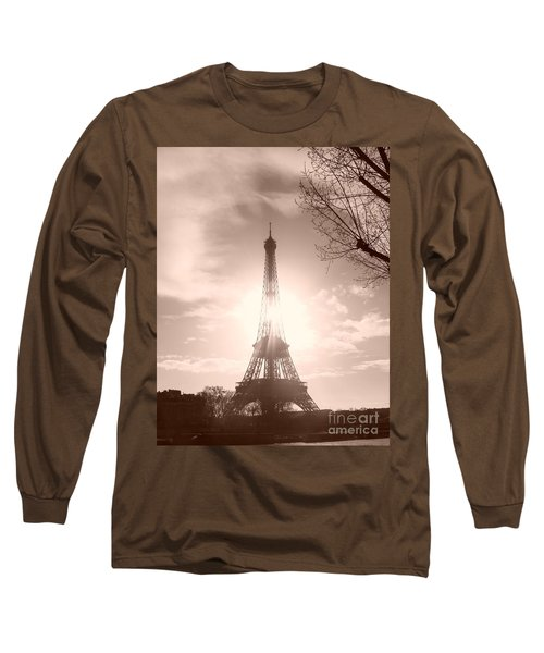 Sun In Paris Long Sleeve T-Shirt