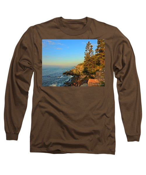 Sun-kissed Coast Long Sleeve T-Shirt
