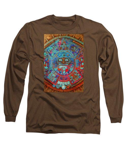 Sun Stone Long Sleeve T-Shirt