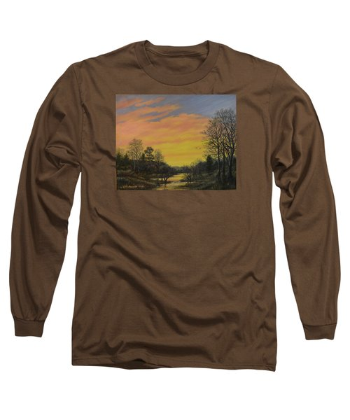 Sundown Glow Long Sleeve T-Shirt