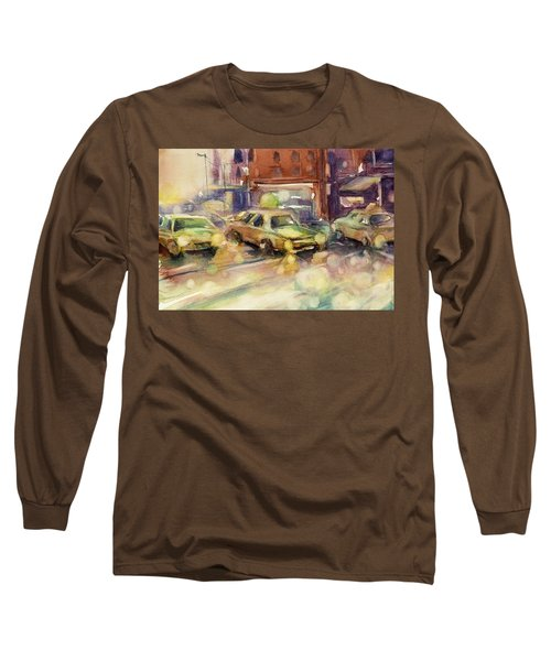 Sundrops Long Sleeve T-Shirt by Judith Levins