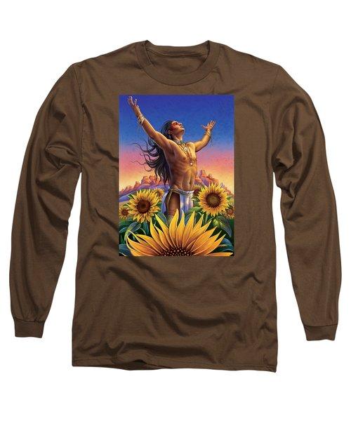 Sunflower - Glorious Success Long Sleeve T-Shirt