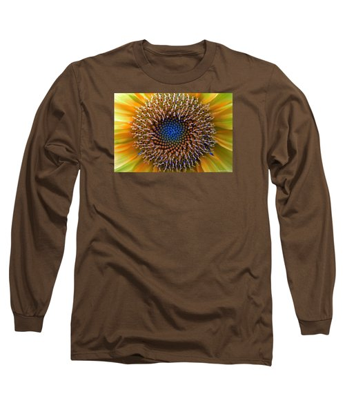 Sunflower Jewels Long Sleeve T-Shirt by Suzanne Stout