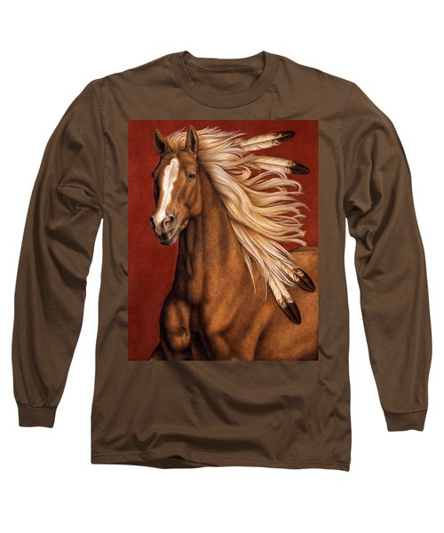 Sunhorse Long Sleeve T-Shirt