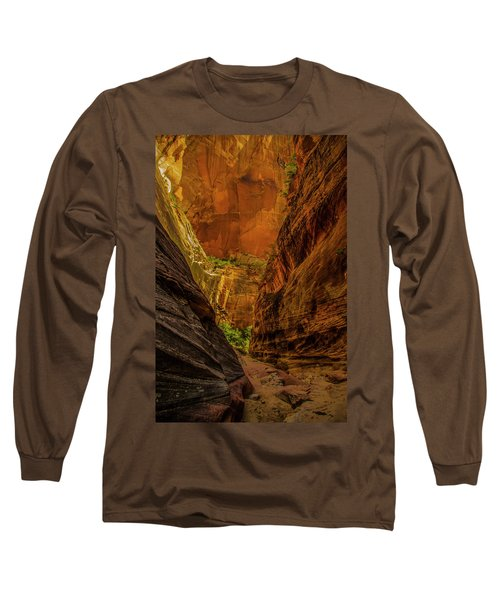 Sunlit Colors In The Slot Long Sleeve T-Shirt