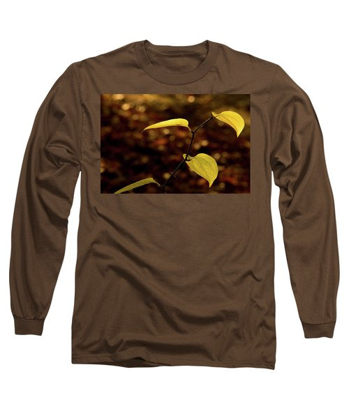 Sunlite Greenbriar Stem Beside The Stream Long Sleeve T-Shirt