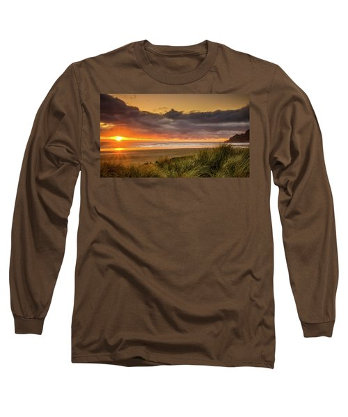 Sunrays Over Manzanita Long Sleeve T-Shirt
