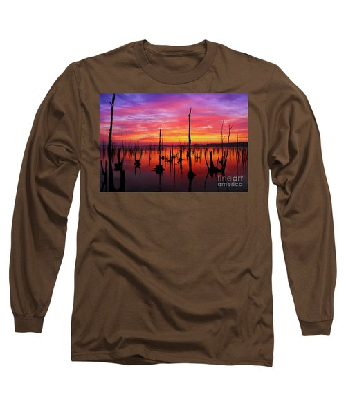 Sunrise Awaits Long Sleeve T-Shirt