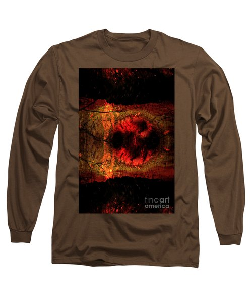 Long Sleeve T-Shirt featuring the photograph Sunrise  by Lila Fisher-Wenzel
