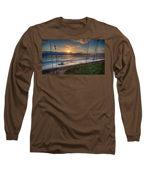 Sunrise Love Long Sleeve T-Shirt