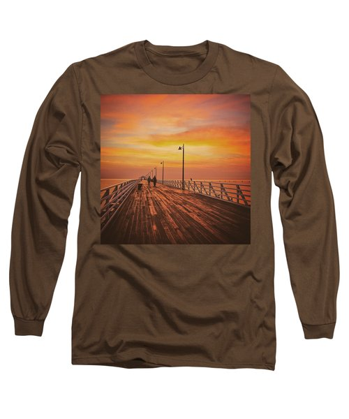 Sunrise Lovers Long Sleeve T-Shirt