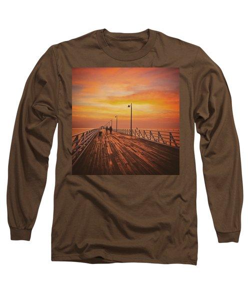 Sunrise Lovers Long Sleeve T-Shirt