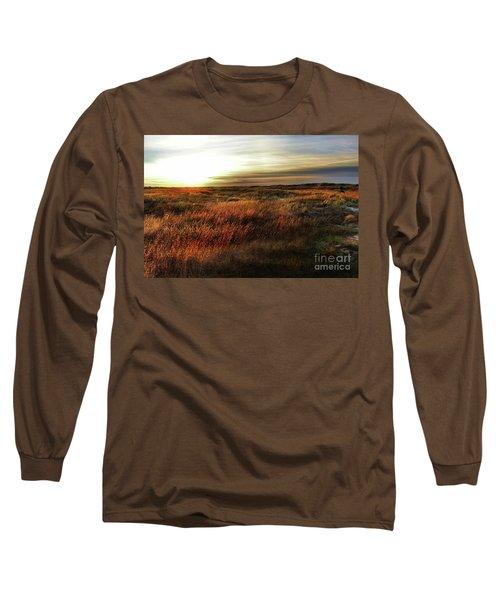 Sunrise Mexico Beach Long Sleeve T-Shirt