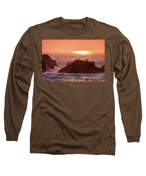 Sunrise, South Shore Long Sleeve T-Shirt