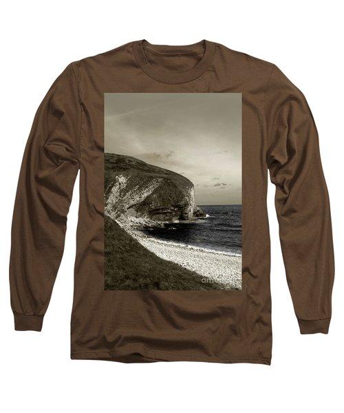 Sunset Cliff Long Sleeve T-Shirt