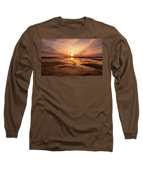 Sunset On The Cape Long Sleeve T-Shirt