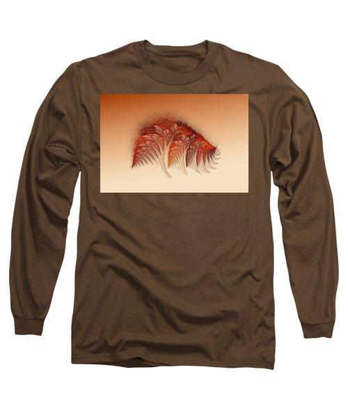 Sunset On Yessland Long Sleeve T-Shirt