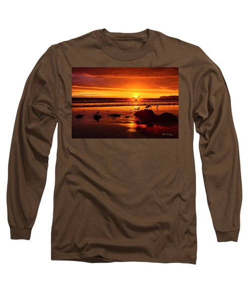 Sunset Surprise Long Sleeve T-Shirt